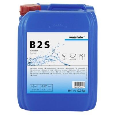 Universalklarspüler B2S